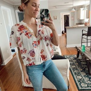 Summer shirt from free people!